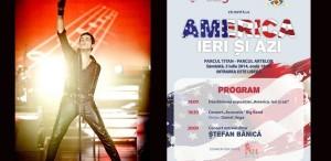 """Stefan Banica, la """"America, ieri şi azi"""", în Parcul Titan - Parcul Artelor"""