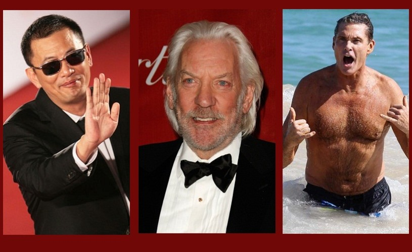 Wong Kar Wai, Donald Sutherland & David Hasselhoff – Stiaţi că