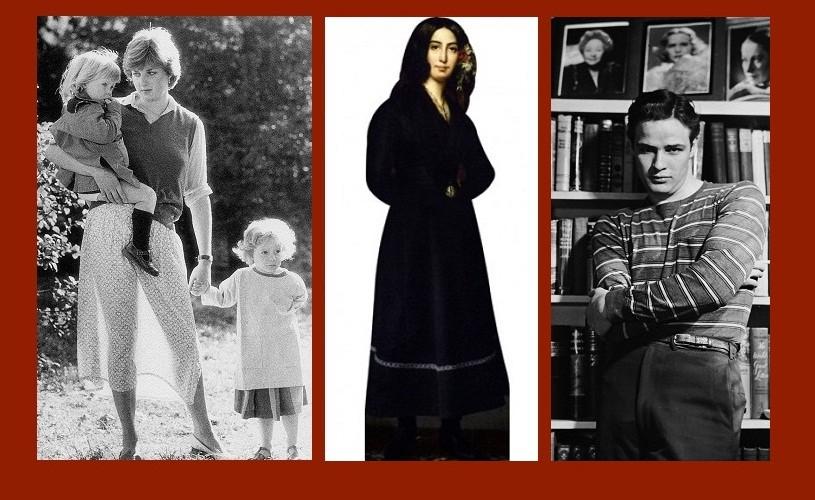 Lady Diana, George Sand şi Marlon Brando – ŞTIAŢI CĂ…?