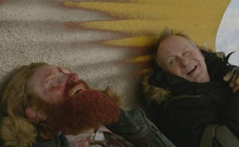 In ordinea disparitiei, cu Stellan Skarsgård, de astăzi, în cinematografe