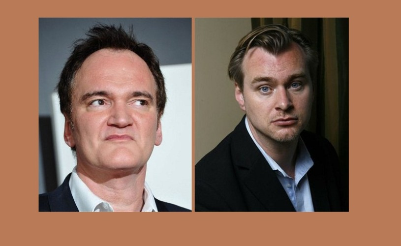 Tarantino şi Nolan, salvatorii peliculei Kodak