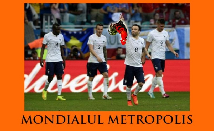 """Coq au vin"" – Mondialul Metropolis"