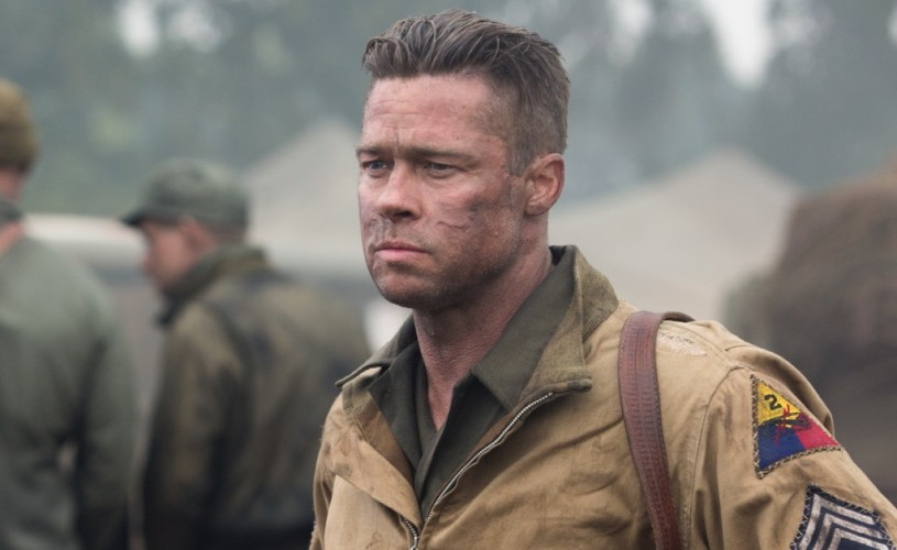 """""""Fury"""", cu Brad Pitt, închide Festivalul de Film de la Londra"""