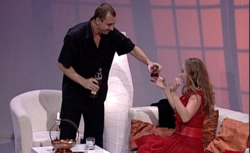 Fii cuminte, Cristofor! un spectacol de Diana Lupescu, la TVR 2