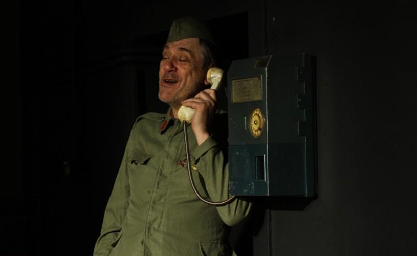 """Marcel Iures, cu """"Absolut"""", în octombrie, la Londra"""