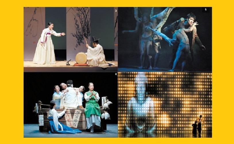 Andrei Serban, spectacol la Teatrul Naţional din Coreea