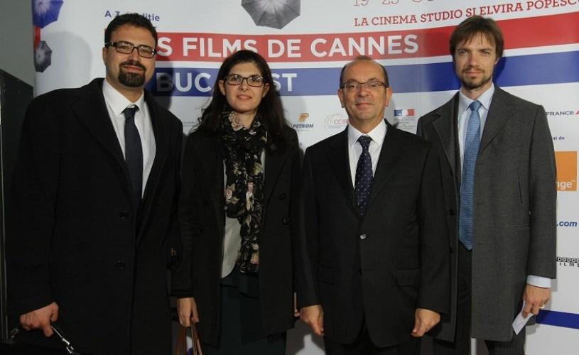 Films de Cannes à Bucarest, ediţia a 5-a, în octombrie