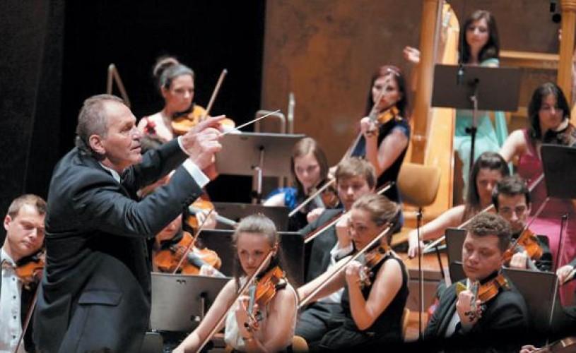 Enescu si muzica lumii, început în forță