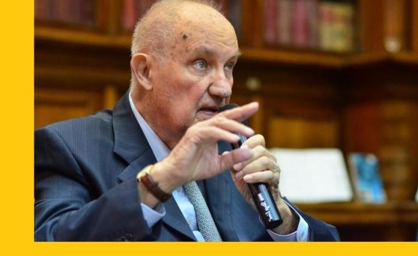 Dinu C. Giurescu va fi externat săptămâna viitoare