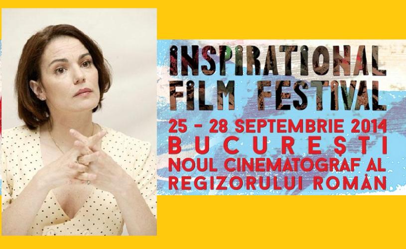 Maia Morgenstern, la Festivalul de film inspiraţional