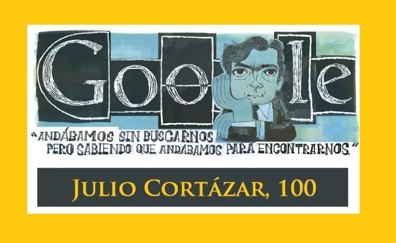Julio Cortazar, un secol de la naşterea celebrului scriitor – Doodle Google special