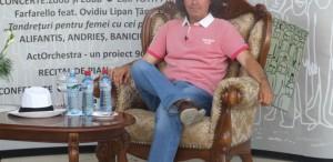 Mircea Cărtărescu va citi în premieră din noul său roman, pe 3 februarie, la Humanitas-Cişmigiu