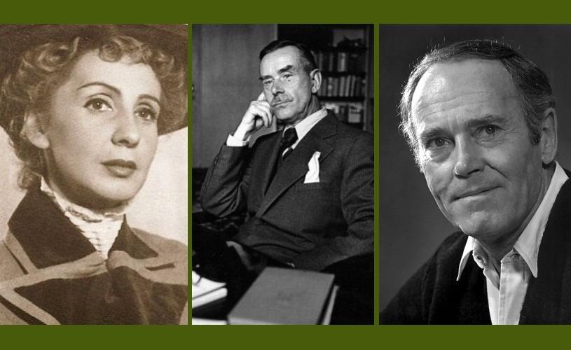 Clody Bertola, Thomas Mann şi Henry Fonda – 12 august