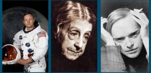 Neil Armstrong, Lucia Sturdza Bulandra & Truman Capote