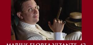 Marius Florea Vizante, 42 de ani. La mulţi ani!