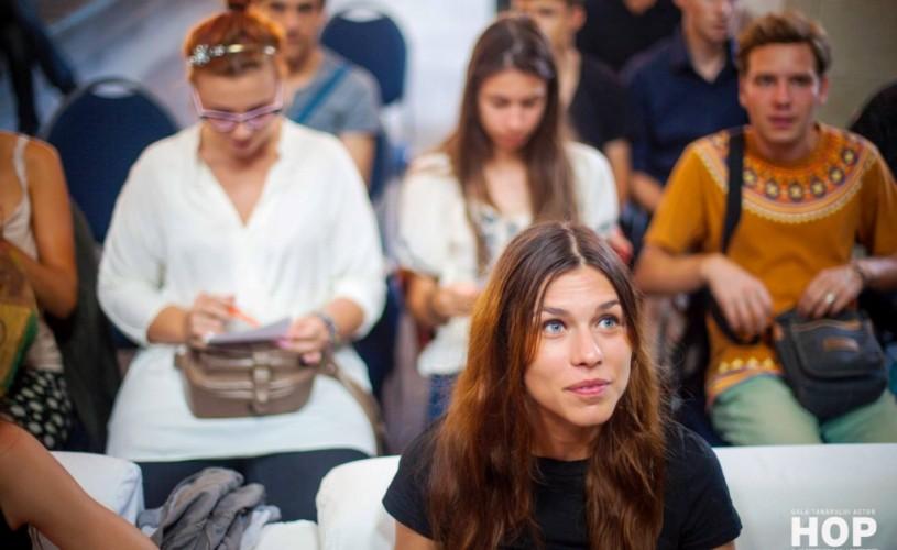 """Ana Ularu, actriță: """"La HOP se vor alege generațiile de aur următoare"""""""