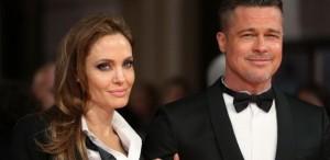 Angelina Jolie şi Brad Pitt - nuntă cu fotografii de milioane
