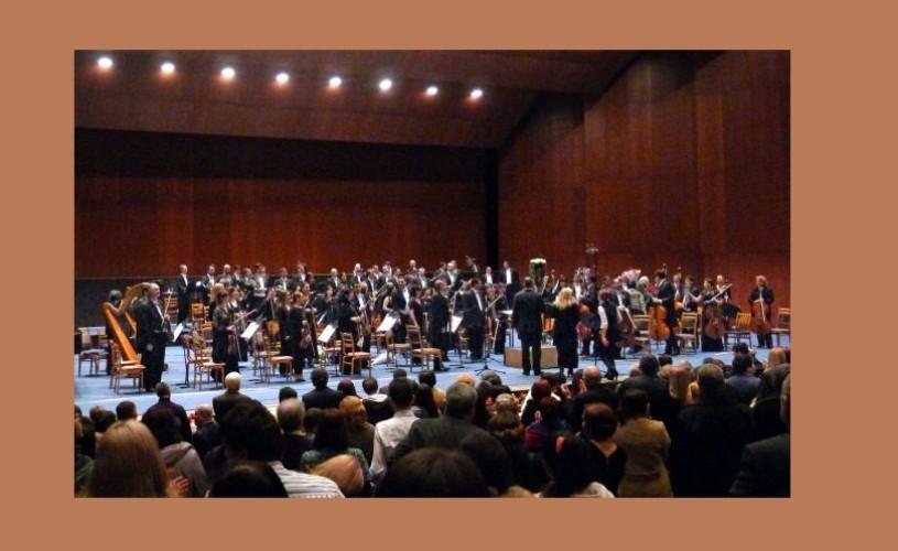 Rapsodia Română, interpretată de Orchestra Simfonică Radio din Finlanda, la Festivalul RadiRo