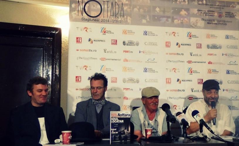 """Gábor Tompa, regizor: """"Uneori suntem străini în propriul trup"""""""