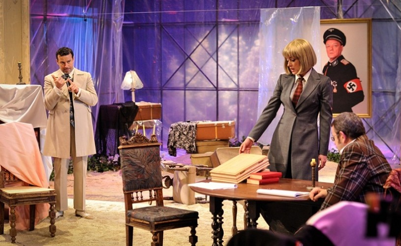 Hedda Gabler, spectacolul premiat la Gala UNITER 2013, la TVR 2