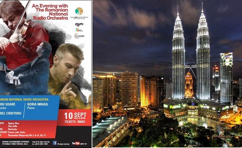 "Orchestra Nationala Radio, ""atracţia principală"" în Kuala Lumpur"