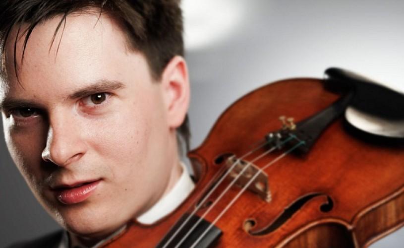 Violonistul de origine română Ştefan Tarara a câştigat Concursul Enescu 2014, secţiunea Vioară