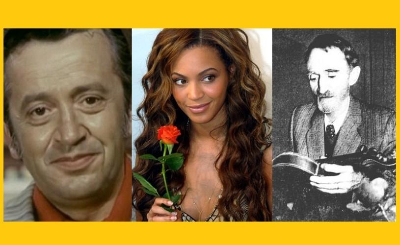 Cornel Vulpe, Beyonce şi George Bacovia – 4 septembrie