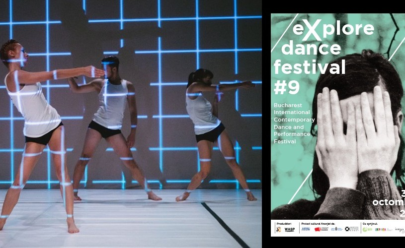 eXplore dance festival #9: limitele tehnologiei versus arta conceptuală