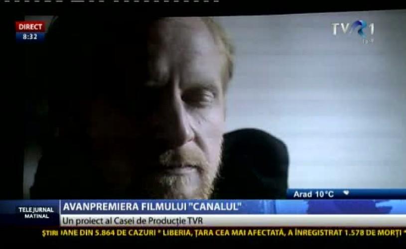 """""""Canalul"""" lui Cornel Mihalache, un film despre o lume fără Dumnezeu, la TVR 2"""