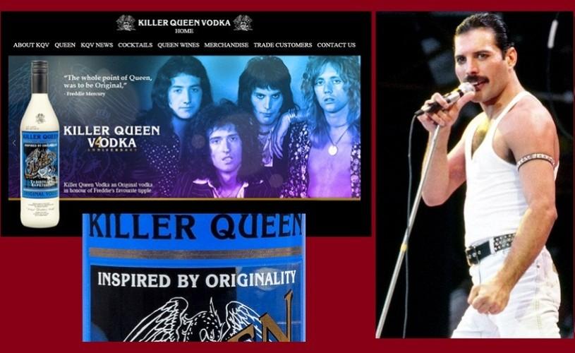Queen lansează o… votcă în onoarea lui Freddie Mercury