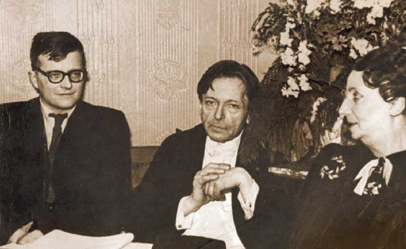 <strong>Maruca</strong>, marea iubire a lui George Enescu