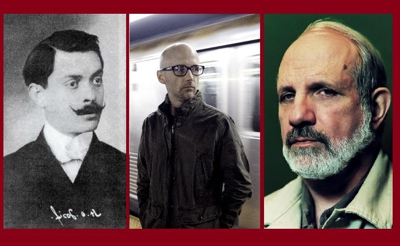 Stefan Octavian Iosif, Moby şi Brian De Palma – Ştiaţi că…?