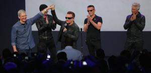 U2 şi-a lansat noul album şi l-a oferit gratuit utilizatorilor Apple