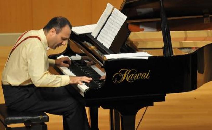 Jazz pe româneşterevine la Sala Radio,cu pianistul Florin Răducanu şi BIG BAND-ul Radio