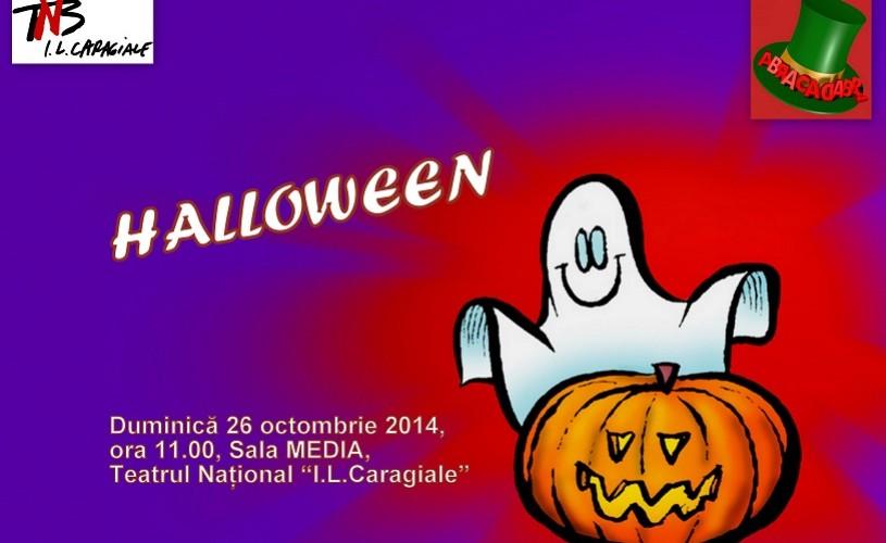 Halloween + Sfântul Dumitru la Teatrul Naţional pentru Copii