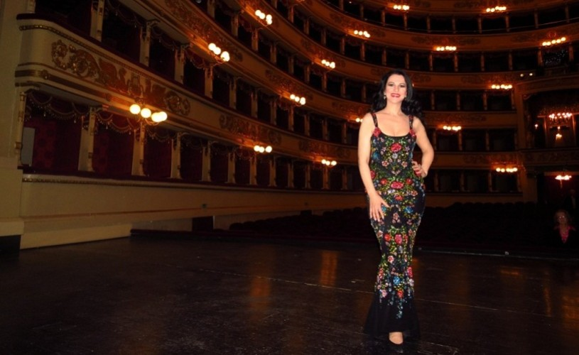 Angela Gheorghiu va primi titlul de Doctor Honoris Causa