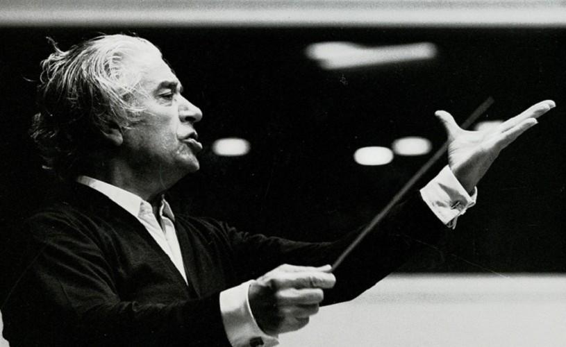 (Festivalul) Sergiu Celibidache îşi ia rămas bun de la România
