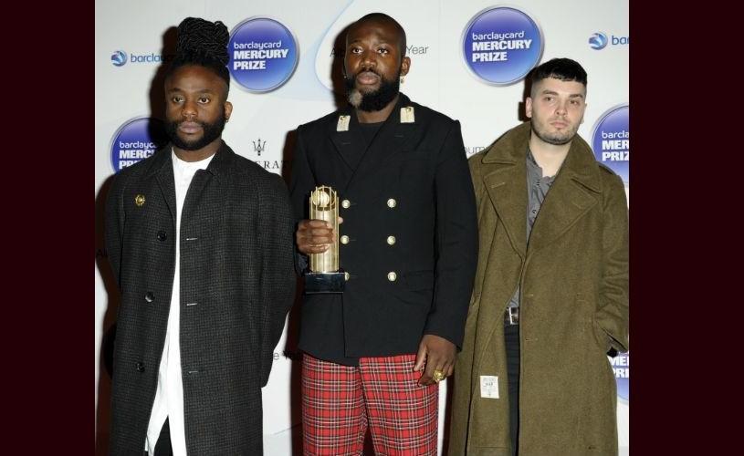 Young Fathers, premiul Mercury pentru cel mai bun album britanic al anului