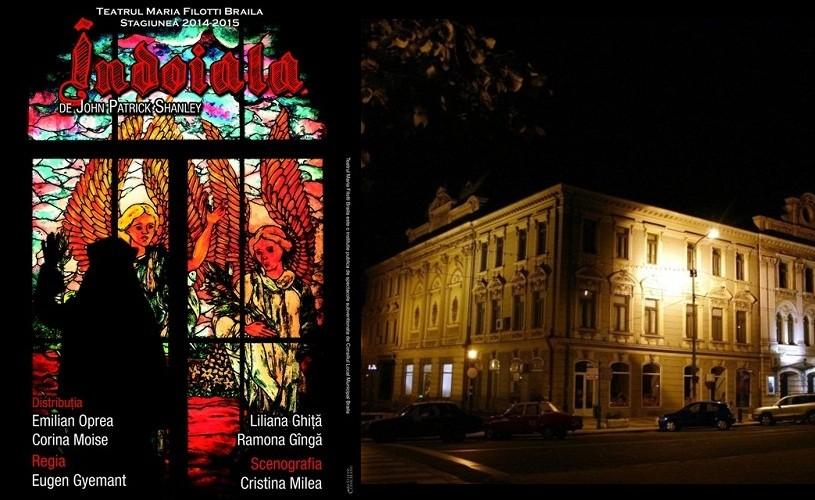 Indoiala, în regia lui Eugen Gyemant, în premieră la Teatrul Maria Filotti