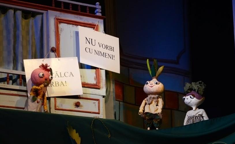 Spectacole magice pentru copii la Teatrul GONG din Sibiu