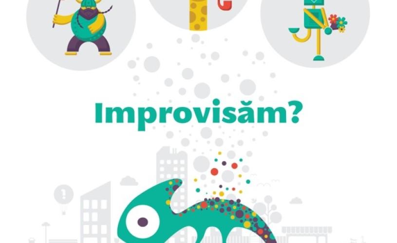 Începe !MPRO, Festivalul Național de Improvizație