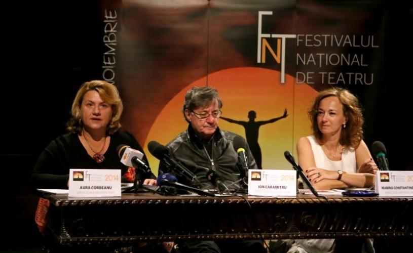 """Marina Constantinescu: """"Sper ca această ediție a FNT să fie freamătul spiritual dinaintea alegerilor"""""""