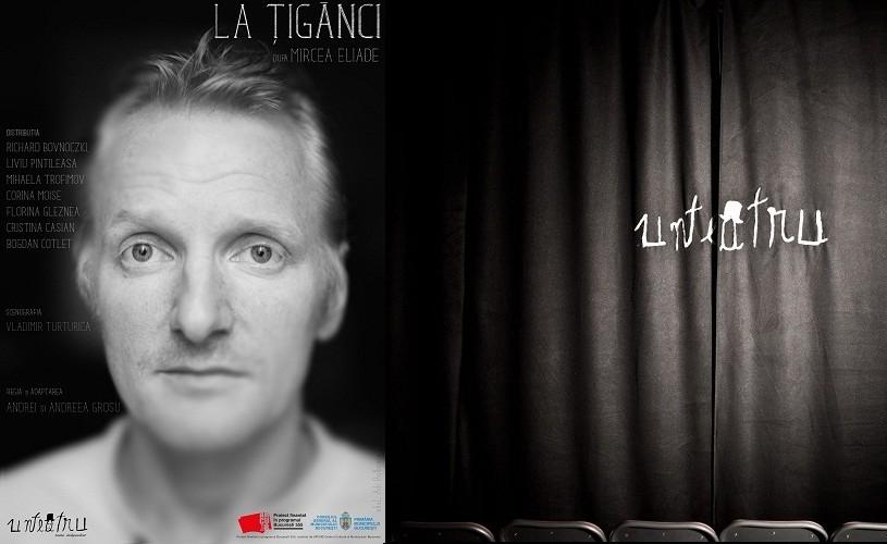 Teatrul Unteatru prezintă premiera La ţigănci