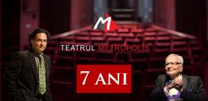 Teatrul Metropolis și Radio România își spun: