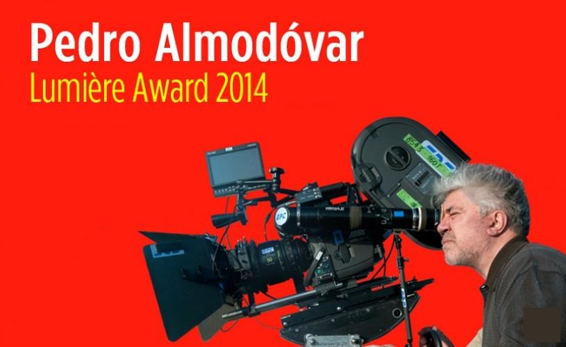 Almodovar, premiul Lumière 2014