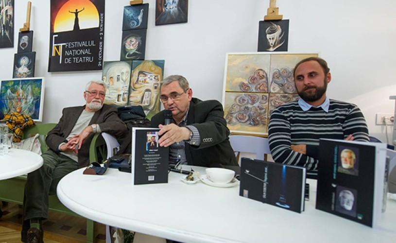 Două cărți-document despre teatru, lansate în FNT 2014