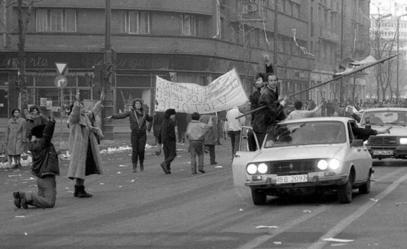 25 de ani de la căderea comunismului – Baricada culturală / Radio România Cultural