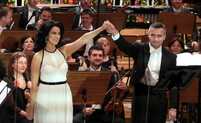 Angela Gheorghiu și Tiberiu Soare  – concerte de gală pe mari scene europene