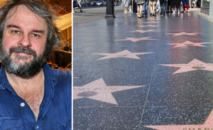 Peter Jackson va primi o stea pe Walk of Fame