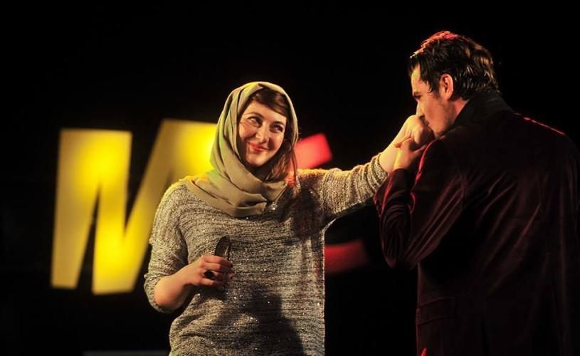 """Sorina Ştefănescu, actriţă: """"Singura soluţie: să-ţi produci singur spectacolele"""""""